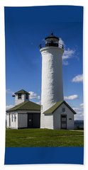Tibbetts Point Lighthouse Beach Towel