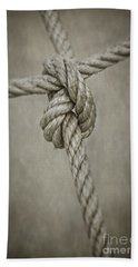 Tied Knot Beach Towel