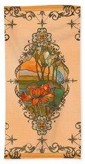 Tiffany Tree Beach Sheet
