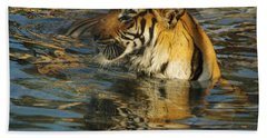 Tiger 3 Beach Towel