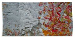 Tiger Lilies On The Moon Beach Towel