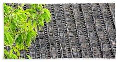 Tiled Roof Beach Sheet