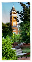 Tillman Hall Early Morning Beach Towel