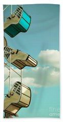 Tilt And Twirl Beach Towel