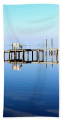 Time To Reflect Beach Towel by Faith Williams