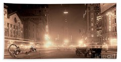 Timesquare 1911 Reloaded Beach Towel