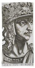 Titus Caesar , 1596 Beach Towel