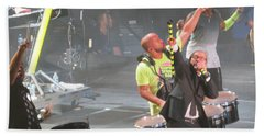 Toby Mac Headline Winterjam Beach Towel