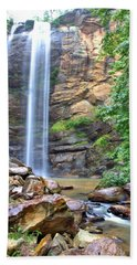 Toccoa Falls Beach Towel