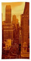 Top Of Manhattan Beach Sheet