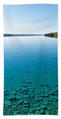Torch Lake Beach Towel