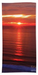 Torrey Pines Starburst Beach Towel