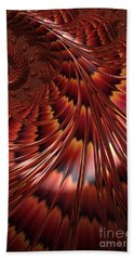 Tortoiseshell Abstract Beach Towel