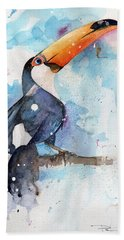 Toucan Sam Beach Towel