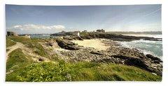 Towan Headland  Beach Towel