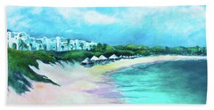 Tranquility Anguilla Beach Towel