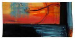 Transitions Beach Towel by Dick Bourgault