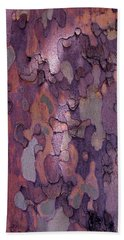 Tree Abstract Beach Towel