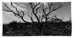 Tree Of The Dead Beach Towel