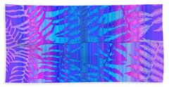 Tropical Delight Beach Sheet by Holly Kempe