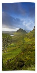 Trotternish Ridge Beach Towel