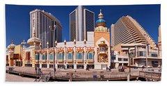 Trumps Taj Mahal Casino Beach Towel