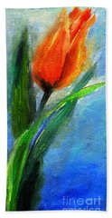 Tulip - Flower For You Beach Towel