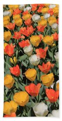 Tulip Stretch Beach Towel