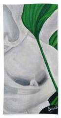 Tulips 2 Beach Towel