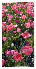 Tulips Beach Sheet