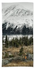 Turnagain Arm  Beach Towel