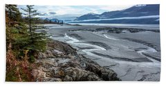 Turnagain Tide Flats Beach Sheet