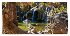 Turner Falls Park Beach Towel