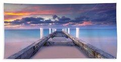 Turquoise Paradise Beach Towel