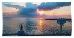 Turtle Cloud Beach Towel