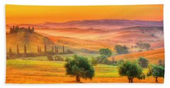 Tuscan Dream Beach Towel
