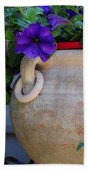 Tuscan Pot Beach Towel