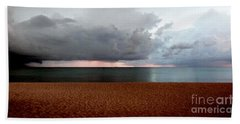 Twilight Chase Beach Towel