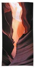 Twisted Canyon Beach Towel