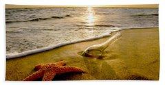 Two Friends On The Beach Beach Towel