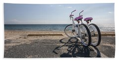 Two If By The Sea Beach Towel