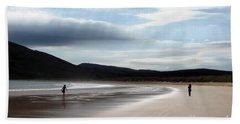 Two On A Beach Beach Sheet