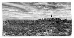 Tybee Island Light Station Beach Towel