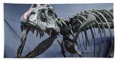 Tyrannosaurus Jane Beach Sheet