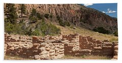 Tyuonyi Bandelier National Monument Beach Sheet