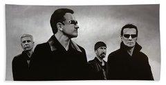 U2 Beach Sheet