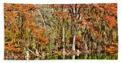 Ultimate Cypress Panoramic Beach Towel