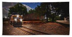 Union Pacific 7917 Train Beach Sheet