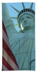 United States Of America Beach Sheet