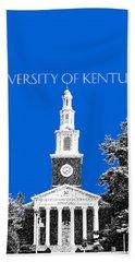 University Of Kentucky - Blue Beach Towel